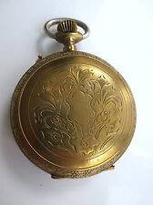 Montre Gousset Métal Roskopf  Anker Remontoir 22 rubis  Pocket Watch