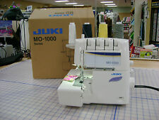 Juki MO-1000 2/3/4 Thread Overlock Jet air Easy Threader and Differential Feed