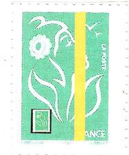 FRANCE VARIETE TYPE LAMOUCHE YVERT N°3733 PHOSPHORE DECALE