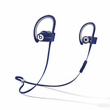 Beats by Dr. Dre Powerbeats2 Wireless Ear-Hook Wireless Headphones - Cobalt Blue