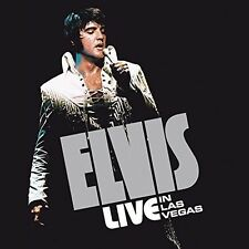 Live In Las Vegas - Elvis Presley (2015, CD NEU)4 DISC SET