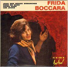 """FRIDA BOCCARA """"ROSE DE SANG"""" 60'S EP FESTIVAL 1309"""