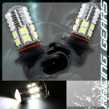 2x For Buick Chevy 9006 HB4 White 13 LED Q5 Projector Low Beam Fog Light Bulbs