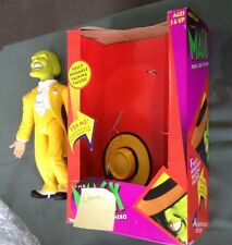 """1995 Kenner 15"""" Jim Carrey The Mask From Zero To Hero Talking Action Figure D"""