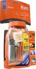 Adventure Medical Kits SOL Scout Survival Kit for Bug Out Bag