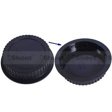 New Rear Lens Cap Cover Protector with installation Point for Canon EF EF-S Lens