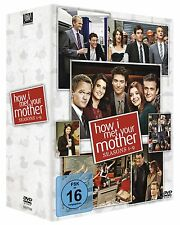 How I met your Mother Season 1+2+3+4+5+6+7+8+9 NEU [DVD] DEUTSCH Staffel 1-9