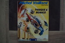 BD Souple Michel Vaillant - Panique à Monaco - 1986