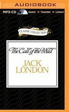 The Call of the Wild by Jack London (2015, MP3 CD, Unabridged)