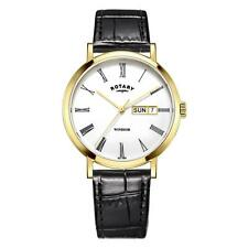Gents Rotary Windsor Day/Date Strap Watch GS05303/01 Our Price £86.95