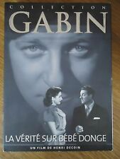 LA VERITE SUR BEBE DONGE * DANIELLE DARRIEUX DECOIN COLLECTION 19 DVD JEAN GABIN