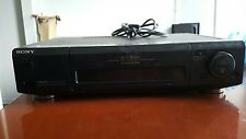 Sony Hi-Fi Stereo Video Cassette Recorder SLV-960HF untested parts not working.