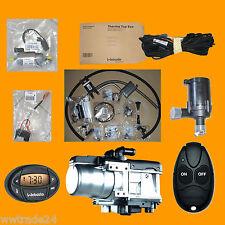 Standheizung Webasto Thermo Top EVO 4 DIESEL + UNI-PKW-Bausatz + Uhr + FB T91