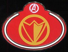 Cast What's My Name Badge Mystery Falcon Marvel Disney Pin 108527