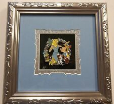 Disney WDI Pinocchio BLUE FAIRY Jiminy Cricket, Cleo & Figaro Artist Proof Pin