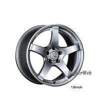 NEW SSR GT V01 17x7 5-114.3 +42 +50 GLARE SILVER 17inch *1rim price official