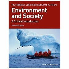 Critical Introductions to Geography Ser.: Environment and Society by Paul...