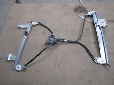 PEUGEOT 307cc 307 cc -O/S  WINDOW REGULATOR / RUNNERS