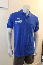 L UAW United Auto Workers Union pocket Polo shirt Ford Team Lima