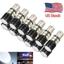 12pcs Car Canbus CREE White LED Backup Reverse Light Bulbs 7506 1156 P21W