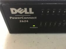 Dell PowerConnect 2624 - 24 Port, 1 FPS Gigabit Ethernet Switch