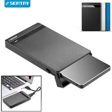 USB 3.0 Enclosure Caddy External Case For 2.5'' SATA SSD HDD Hard Drive Disk