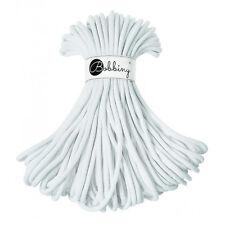 ! nuevo! bobbiny gigante cuerda-Blanco, 50m-Tejer, de ganchillo, macramé