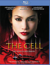 The Cell (Blu-ray Disc, 2015) - NEW!!