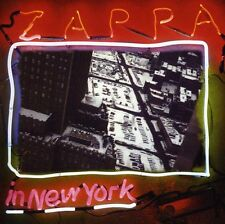 Zappa In New York - Frank Zappa (2012, CD NIEUW)2 DISC SET