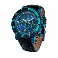 Vostok Europe Lunokhod 2 Grand Chrono 6s21-620e278 azul