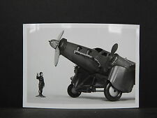 Old Photo, Model Airplanes, Toys, One Photo #10