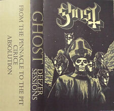 GHOST - Deezer Sessions - Cassette Tape - NEW COPY