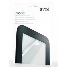 B&N NOOK Simple Touch Matt Screen Protector Kit 2 protective film & cloth