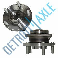 2 NEW PAIR Front (Left & Right) Set Chrysler Dodge Wheel Hub and Bearing ABS