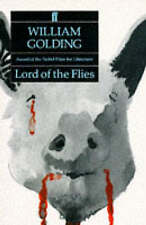 Lord of the Flies, By William Golding,in Used but Acceptable condition