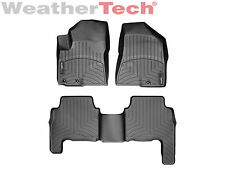 WeatherTech® Floor Mat FloorLiner for Kia Sorento - 2011-2013 - Black