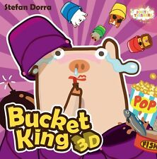 Bucket King 3D: Build and Destroy Bucket Pyramids!