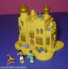 Polly Pocket Mini Disney ♥ Aladdin Orient Palast ♥ 100% Komplett ♥ 1995 ♥