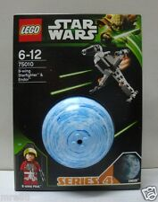 MRE * LEGO Starwars Series 4 75010 B-wing Starfighter & Endor