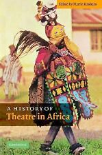 A History of Theatre in Africa-ExLibrary