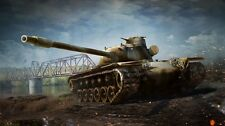 World of tanks, WOT EU, NA, ASIA Unique tank T95E2 cheap, cant buy it for gold