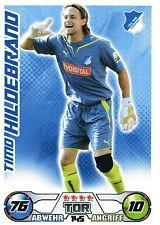 145 Timo Hildebrand - TSG 1899 Hoffenheim - TOPPS Match Attax 2009/2010