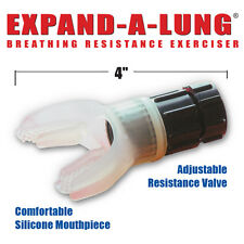 EXPAND-A-LUNG® -THE #1 LUNG EXERCISER FOR SUPERIOR ENDURANCE FITNESS TRAINING