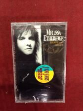 Brave And Crazy by Melissa Etheridge -Cassette Sealed!