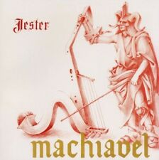 MACHIAVEL - JESTER (EXPANDED+REMASTERED)  CD NEU
