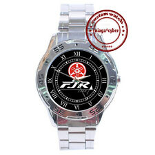 NEW Yamaha FJR 1300 CUSTOM CHROME MEN WRIST WATCH