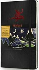 THE HOBBIT ~ LTD EDITION ~ TOLKIEN MOLESKINE LEATHER JOURNAL ~ BLACK