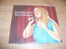Takes on Broadway by Lisa Donahey (Music CD May-2014 Lisa Donahey) Get Happy NEW