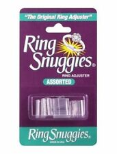 Ring To Big? Ring Snuggies The Original Ring Adjusters - 6 Assorted Sizes Snugs
