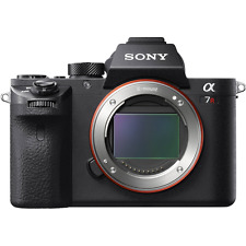 A - Sony Alpha A7R Full Frame Digital Camera Body - Refurbished